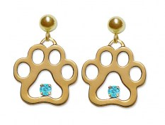 14k-blue-zircon-charm-size-earrings