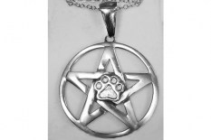 stainless-steel-pentagram-wsterling-paw