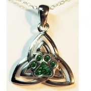 Sterling Silver Celtic Trinity - Triquetra