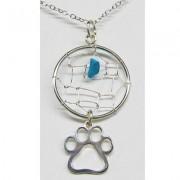 Dreamcatcher Pendant w/Puppy Paw®