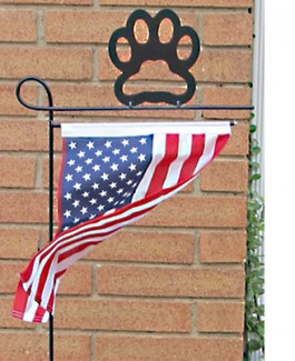 Paw Flag Holder