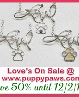 Love's on Sale @ Puppy Paws®