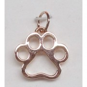 The Classic Puppy Paw® Pendant