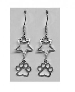 Stars & Paws Earrings