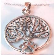 Tree of Life w/SS Puppy Paw®