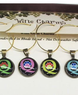 Wine Charms Gift Box from Puppy Paws®
