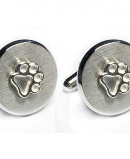 Cuff Links w/Puppy Paws®