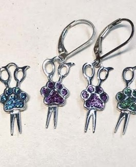 Puppy Paws® Groomer's Earrings