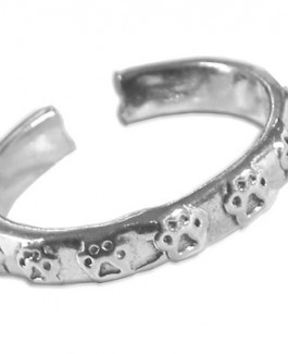 SS Puppy Paws® Tiny Toe Ring